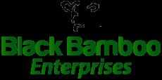 Black Bamboo logo